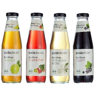 Sodastream bio sirups