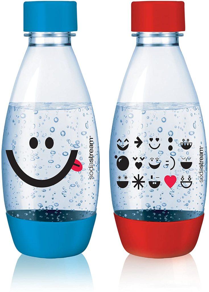 Ersatzflasche für Kinder Wassersprudler