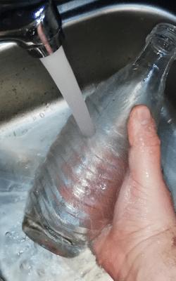 SodaStream Flasche reinigen