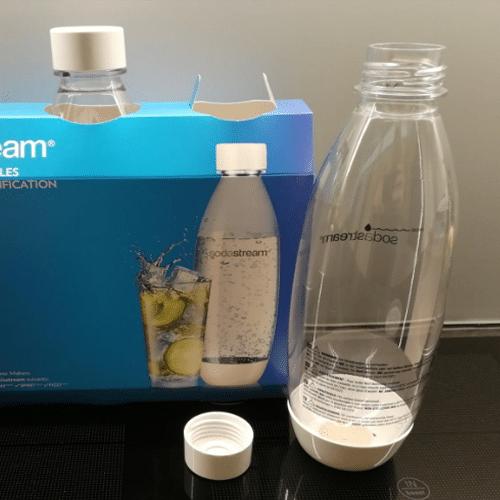 SodaSTream Fuse Flasche mit Gewinde