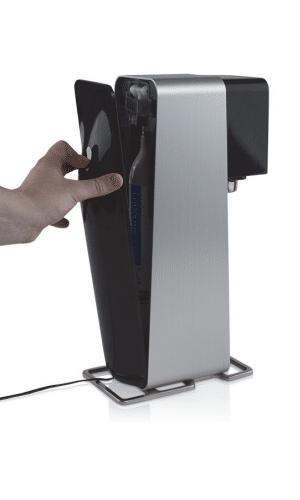 Sodastream Power Zylinder wechseln deckel