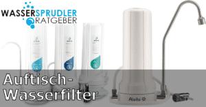 Übertisch-Wasserfilter